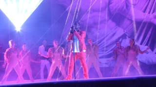 Kanye West performing Runaway - Way Out West 2011
